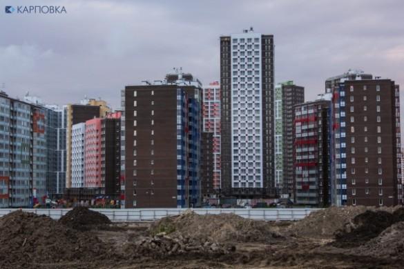 К 2020 году в Кудрово построят дома комфорт-класса и детские садики за 12 миллиардов