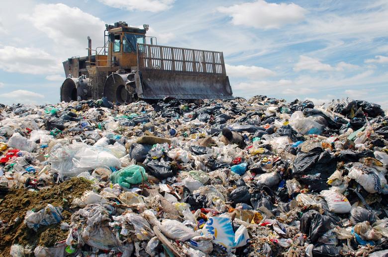 Для сбора мусора Ленинградскую область поделили на зоны